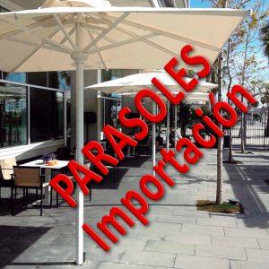 Parasoles Importación